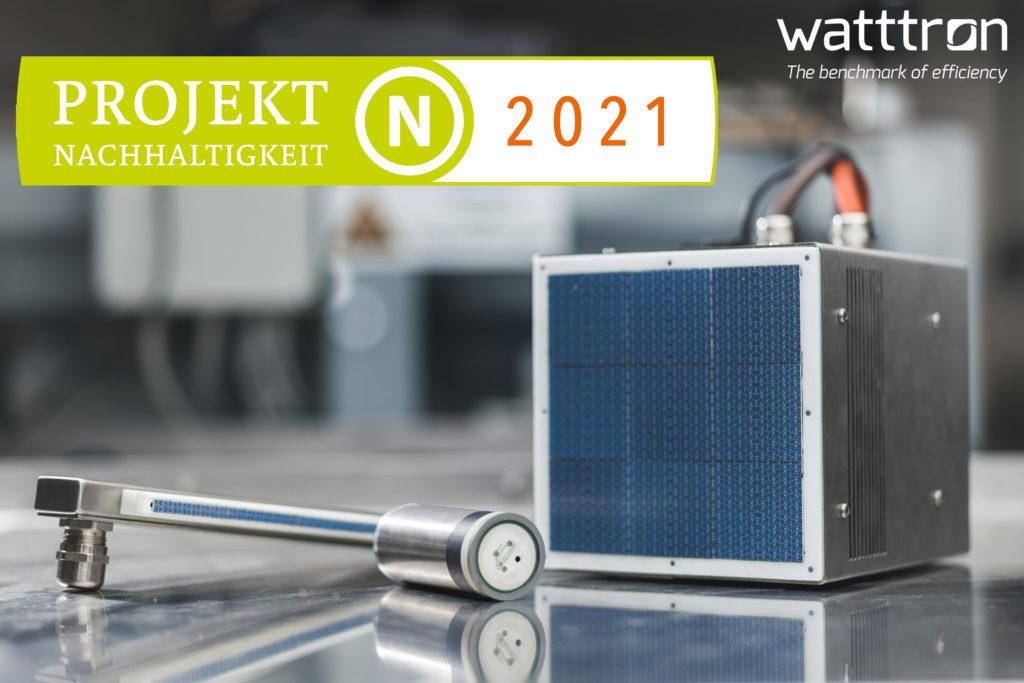 watttron_Projekt Nachhaltigkeit 2021