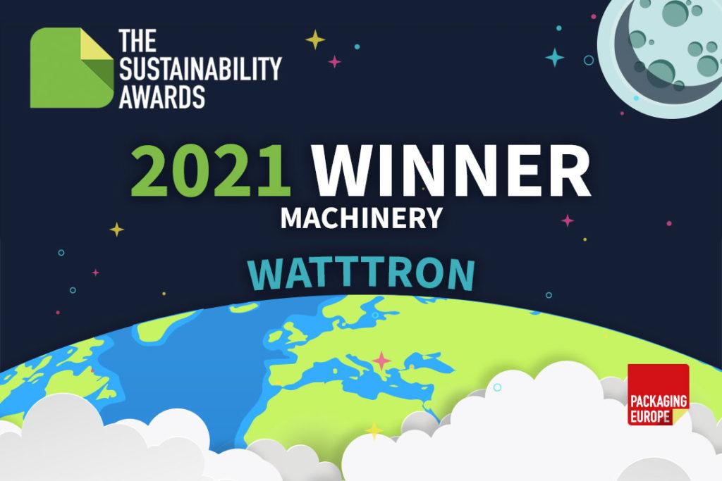 Sustainability Award_2021 winner machinery-watttron